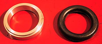 R-R PIII - water pump block seal