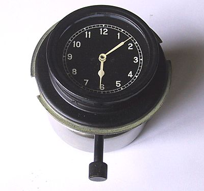 PIII Electric clock face