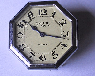 PIII Smiths clock face